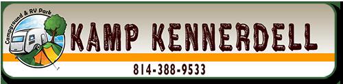 Kamp Kennerdell Logo